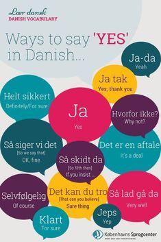 Swedish quotes about Language Learning Speak Danish, Danish Words, Aalborg, English Lessons, Learn English, Danish Language Learning, Danish Culture, Danish Christmas, Scandinavian