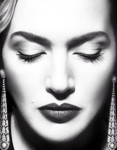 KATE WINSLET (The Reader, Mildred Pierce, Sense And Sensibility, Titanic,  Eternal Sunshine of the Spotless Mind, Finding Neverland, Little Children, Revolutionary Road, The Holiday and a voice in Flushed Away, Hamlet, The Life Of David Gale, All The King's Men and Contagion; appointed a Commander of the Most Excellent Order of the British Empire for services to drama)