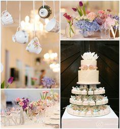 A Fairytale Wedding at MolenVliet Estate. It was a day-wedding ceremony held outdoors. Wedding Table, Wedding Ceremony, Wedding Day, Reception Decorations, Fairytale, Whimsical, Wedding Inspiration, Parties, Decor Ideas