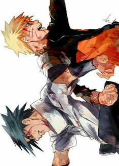 Let's get something straight here - the bromance between Sasuke and naruto is one of the most awesome things in the world Naruto Shippuden Anime, Sasuke, Naruto Vs Sasuke, Naruto And Sasuke, Anime, Naruto Shippudden, Boruto