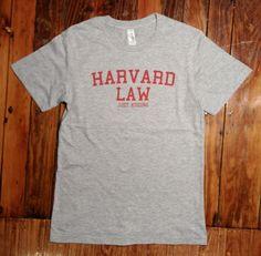 Harvard Law Just Kidding T-Shirt Funny Alumni Shirt Tumblr Quote Unisex Tops Tee