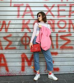 Streetoutfit for Athens