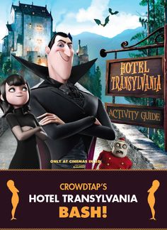 Hotel Transylvania Party Kit: Crowdtap