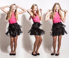 Lizzy Greene poses