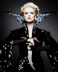 Inspiration by Costume Designer Colleen Atwood.