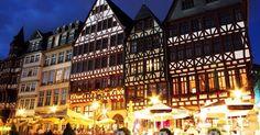 Restaurantes em Frankfurt #viajar