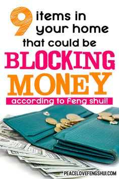 Feng Shui And Money, How To Feng Shui Your Home, Feng Shui Tips, Feng Shui Wealth, Feng Shui Good Luck, Money Saving Tips, Money Tips, House Of Decor, Feng Shui Energy