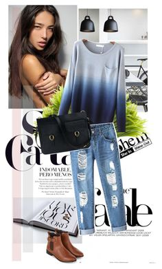 """""""SHE IN"""" by fashion-in-poly ❤ liked on Polyvore featuring moda, IDeeen, Dot & Bo, Chicnova Fashion, Accessorize y Sheinside"""