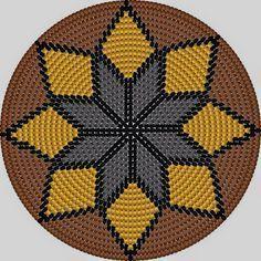 Worki mochilla i wayuu Loom Beading, Beading Patterns, Embroidery Patterns, Cross Stitch Patterns, Crochet Purses, Crochet Doilies, Mochila Crochet, Tapestry Crochet Patterns, Bag Pattern Free
