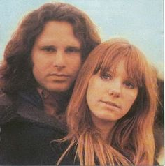 "Pamela Courson - ""Cinnamon Girl"" , Neil Young's inspiration and Jim Morrison's muse"