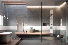 Modula - modular shower and bathroom system - Tommaso Bistacchi