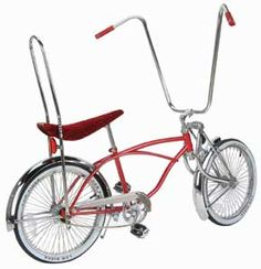 The one and only lowrider bike guide on BMX-Forum.
