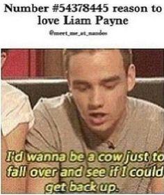 Oh Liam......