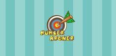 Number Archer | UI Design on Behance