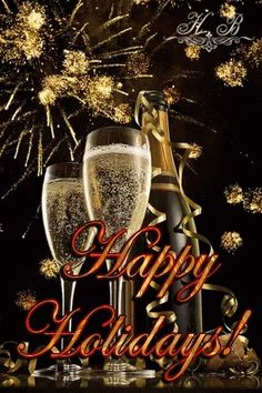 The perfect HappyNewYear HappyHolidays Animated GIF for your conversation. Happy New Year Animation, Happy New Year Pictures, Happy New Year 2014, Happy New Year Wishes, Happy New Year Greetings, Happy Birthday Wishes Cards, Happy Birthday Celebration, Happy Birthday Images, Holiday Gif