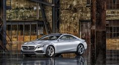 2015 Mercedes-Benz S-Class Coupe In Picture