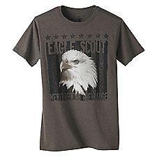 "Eagle Scout® ""Merit Beyond the Badge"" Adult T-shirt - T-Shirts - Mens - Apparel - BSA"