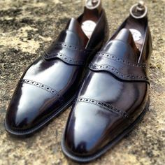 Wholecut Loafers courtesy of Gaziano and Girling