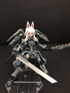 Anime Figures, Action Figures, Frame Arms Girl, Robot Girl, Anime Toys, Transformers Toys, Vinyl Toys, Character Design, Statue