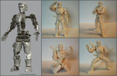 3D Printing Action Figures - Is This The Future Of The Toy Industry? - The Toyark - News