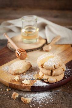 kamut flour cookies..