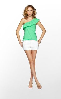 Morely Top - Lilly Pulitzer