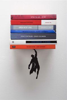 Super-aparador de livros                                                                                                                                                                                 Mais
