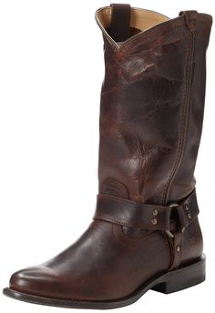 FRYE Women's Wyatt Harness Boot * Additional details at the pin image, click it  : Boots Shoes