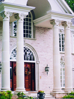 Corinthian Column Photo Example