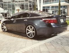 LS 460/600 Wheel & Tire Information Details Thread - Page 7 - Club Lexus Forums