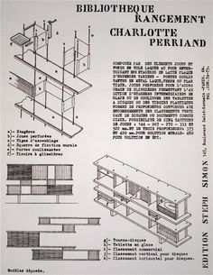 charlotte perriand - nuages