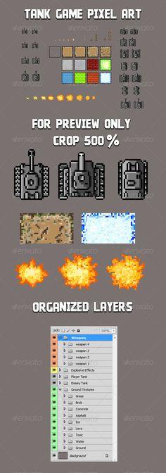 Tank Game - Sprite Template