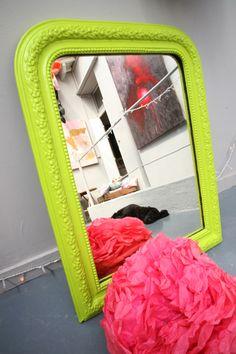 Miroir style louis philippe # madamelabroc