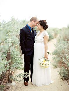 Terranea Resort Wedding, Sposto Photography via CeremonyBlog.com