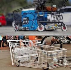 1000 Images About Custom Shopping Carts On Pinterest