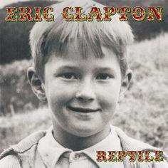 Eric Clapton Reptile – Knick Knack Records