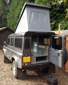 123 Best Land Rover Camping Images Landrover Defender