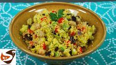 Cous cous con verdure, velocissimo e buonissimo! - Ricette vegetariane
