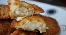 Prepara unas facilísimas empanadillas de puerro y queso