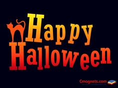 Wishing all a fun and spooky Halloween filled with lots of yummy treats! #HappyHalloween