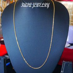 to look like real gold indian style. next best to gold. Gold Chains For Men, Gold Plated Necklace, Riding Helmets, Ebay, Jewelry, Women, Style, Fashion, Mens Gold Chains