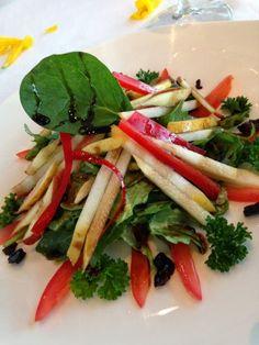 A Fine Mixture of Salad.