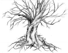 Twisted Tree by cbickhart24 on DeviantArt