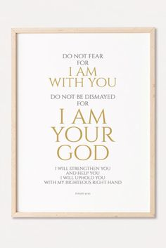 Hang this lovely comforting verse in your home #christianart #christiandecor #homedecor #faithquotes #christianquotes #godisgood #scriptureart #christiangifts