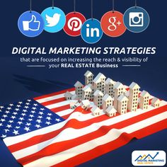 With both competitors and potential customers constantly online, digital marketing is the only way to stay ahead. Your digital marketing strategy is the series of actions that are going to help you achieve your business goals using online marketing.  For more information, visit - www.digitalmarketingrealestate.com  #DigitalMarketingRealEstate  #realestatemiami #southflorida #miami #realtorsmiami #realtorssouthflorida #realtymiami #realtyflorida #Browardcounty #FortLaurendale
