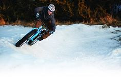 Winter mountain biking has reached international level with the inaugural Borealis Fat Bike World Championships. Winter Mountain, Mountain Biking, Dallas Morning News, Crested Butte, Fat Bike, World Championship, World Cup, All Terrain Bike