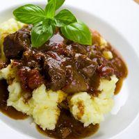 Beef Pastitsada - Greedy Gourmet | Food & Travel Blog