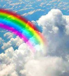 """I do set My bow in the cloud, & it shall be for a token of a covenant between Me & the earth."" Genesis 9:13"