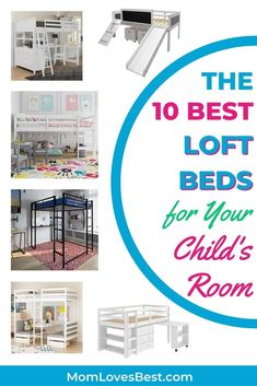 There's something about loft beds that appeal to children. And some of them are so amazing, you'll be jealous that their bedroom is cooler than yours. Loft Beds, Sleep Schedule, Sleeping Through The Night, Kid Beds, Baby Sleep, Jealous, Your Child, Kids Room, Train