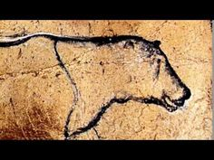 Chauvet Cave, an ancient rock art site in France. Watch the video and try to imagine the kind of people that created the art. There are no words in this video, so check out the Dig Deeper section for some context before you try to answer the questions. Chauvet Cave, Lascaux, Art Pariétal, Ap Art, Cave Drawings, 6th Grade Art, Art Sites, Art Graphique, Art Classroom